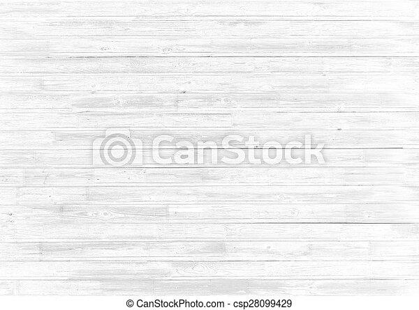 abstrakt, struktur, ved, bakgrund, vit, eller - csp28099429