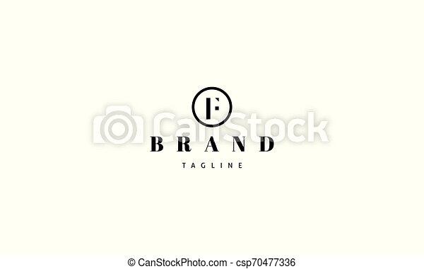 abstrakt, vektor, brief, logo, r., bild - csp70477336