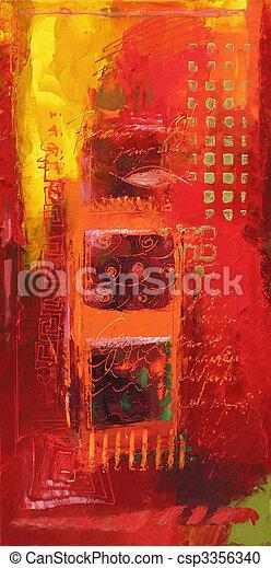 abstrakte kunst segeltuch kunst gemalt abstrakt hand stockfotografie suche bilder und. Black Bedroom Furniture Sets. Home Design Ideas