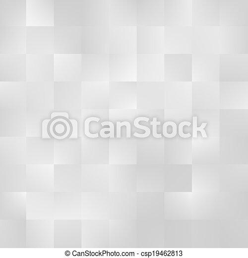 abstraktní, čtverec, grafické pozadí - csp19462813