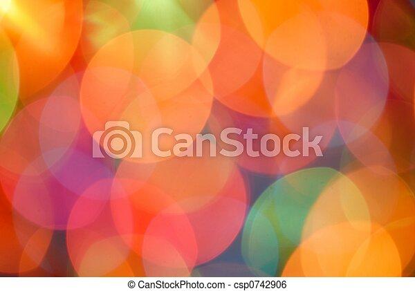 abstraktní, grafické pozadí - csp0742906