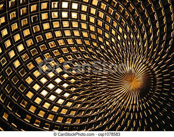 abstraktní, grafické pozadí - csp1078583