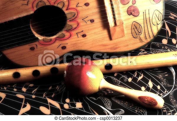 abstraktní, hudba - csp0013237