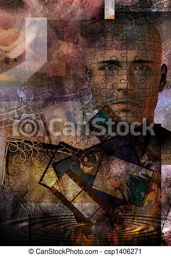 abstraktní - csp1406271