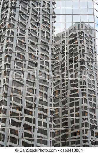 abstratos, arquitetura moderna - csp0410804
