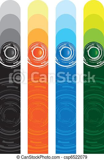 abstratos, bandeiras - csp6522079