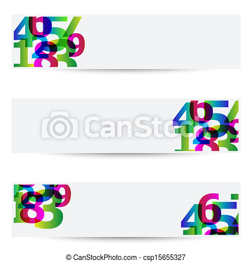 abstratos, bandeiras - csp15655327