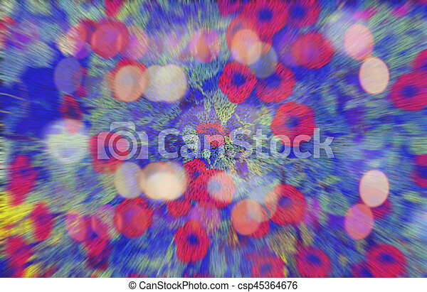 abstratos, blurry - csp45364676
