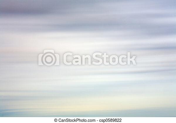 abstratos, céu, oceânicos - csp0589822