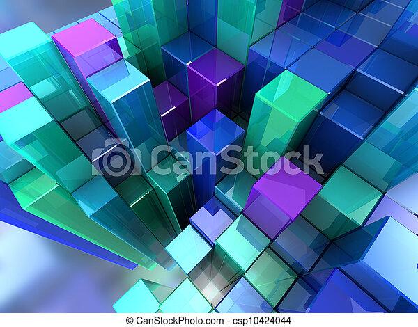 abstratos, fundo - csp10424044