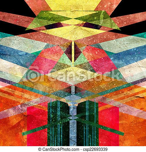 abstratos, fundo - csp22693339