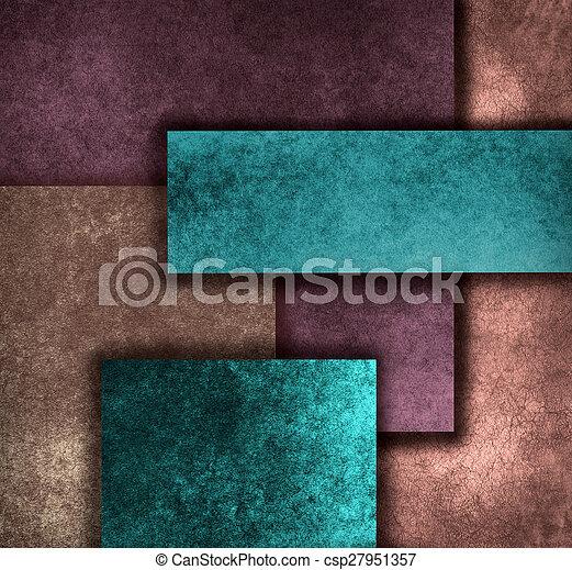 abstratos, fundo - csp27951357