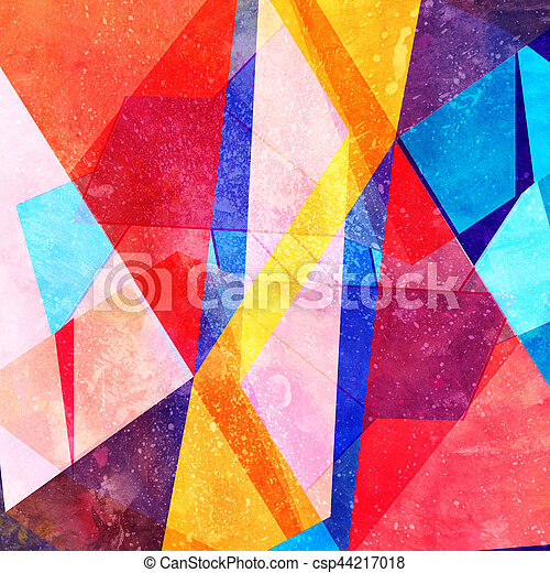 abstratos, fundo, brilho - csp44217018