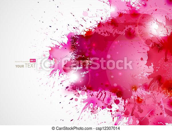 abstratos, fundo - csp12307014