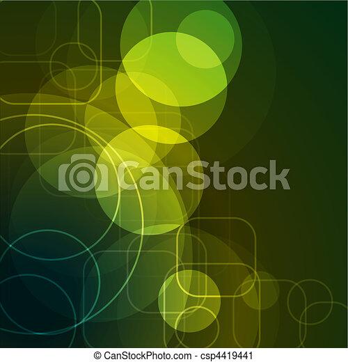 abstratos, fundo - csp4419441