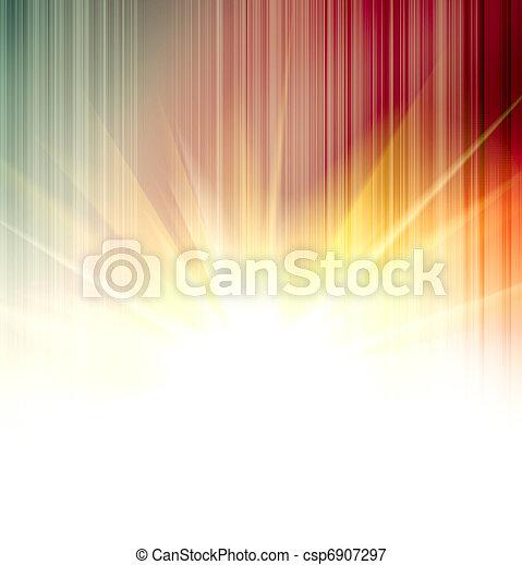 abstratos, fundo - csp6907297
