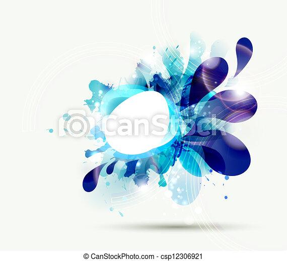 abstratos, fundo - csp12306921