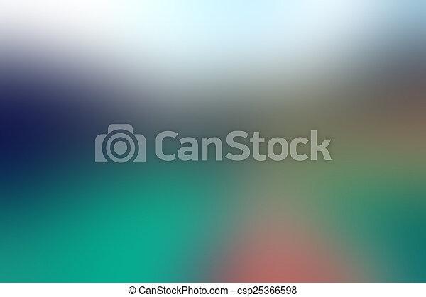 abstratos, fundos, blurry - csp25366598