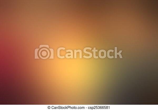 abstratos, fundos, blurry - csp25366581