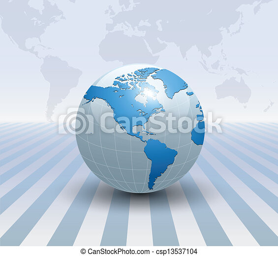 abstratos, negócio, fundo - csp13537104