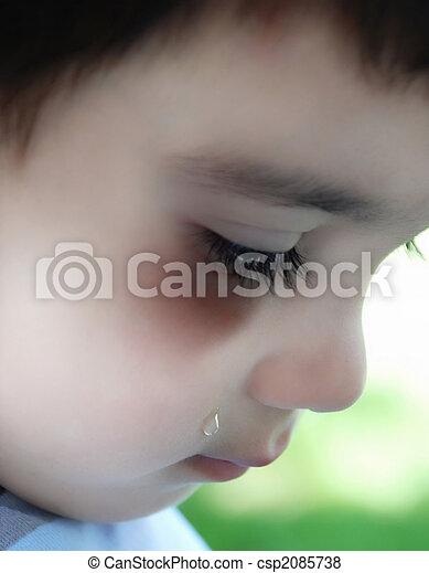 abusado, criança - csp2085738