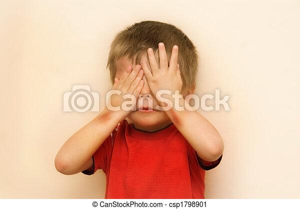 Abused Child  - csp1798901
