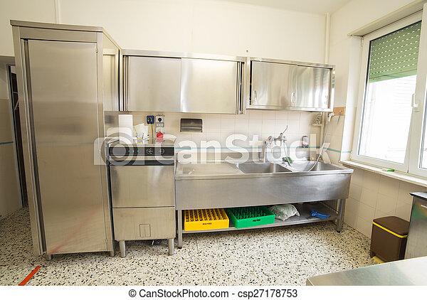 Kühlschrank Groß : Abwaschmaschine industrie sinken kueche kühlschrank stahl