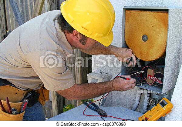 ac, 2, réparateur - csp0076098