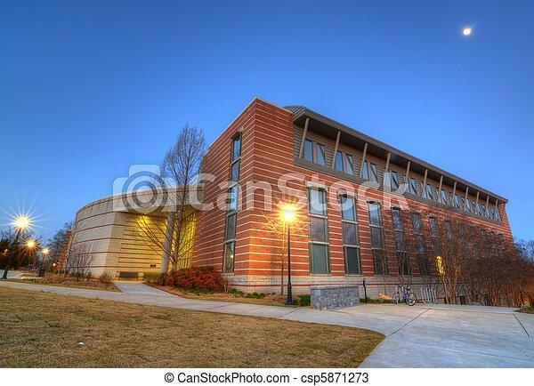 Academic Building - csp5871273