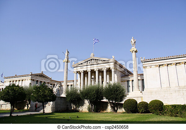 Academy of Athens - csp2450658