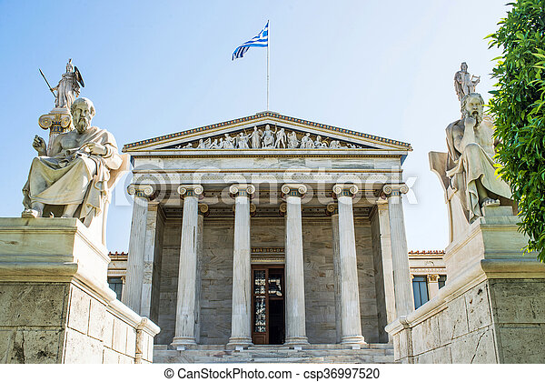 academy of Athens - csp36997520