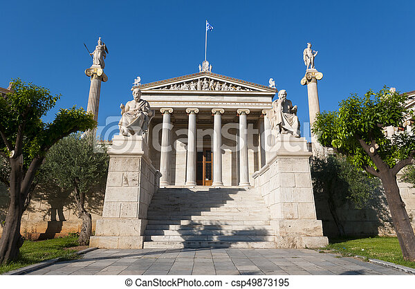 academy of athens - csp49873195