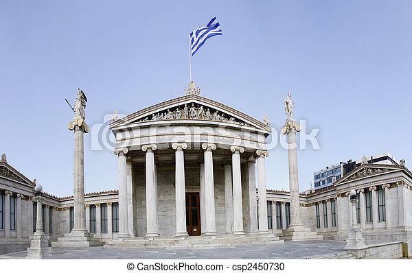 Academy of Athens - csp2450730