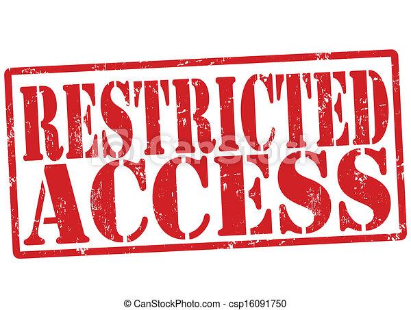 Acceso restringido estampilla acceso grunge estampilla acceso restringido estampilla csp16091750 altavistaventures Gallery