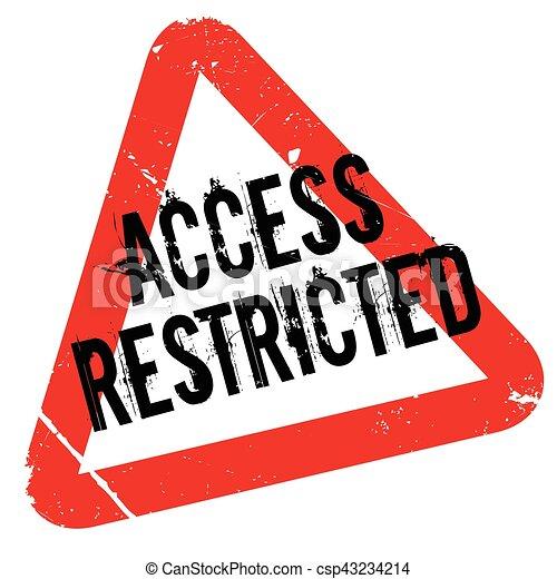 Acceso restringido sello de goma caucho changed grunge ser acceso restringido sello de goma csp43234214 altavistaventures Gallery