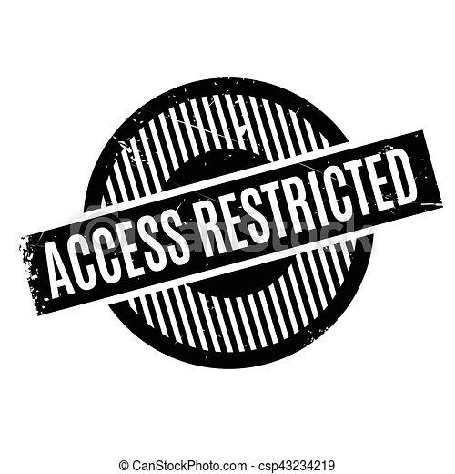 Acceso restringido sello de goma caucho changed clip art acceso restringido sello de goma csp43234219 altavistaventures Gallery