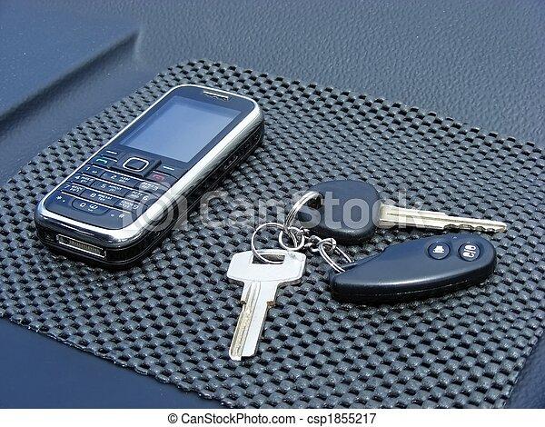 Accesorios de negocios - csp1855217