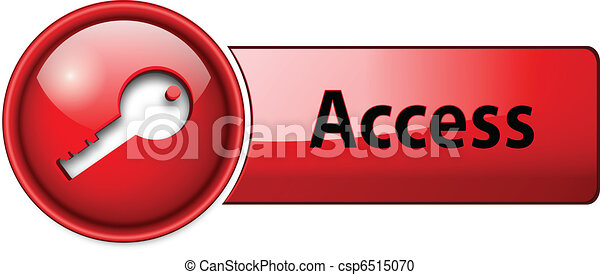 access icon, button - csp6515070
