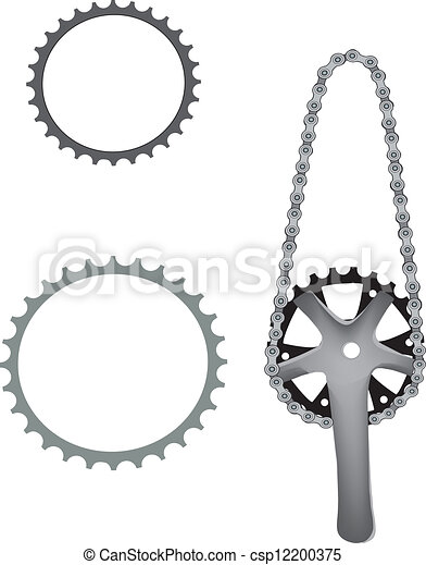 accessory bicycle - csp12200375