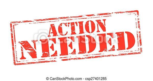 Se necesita acción - csp27401285