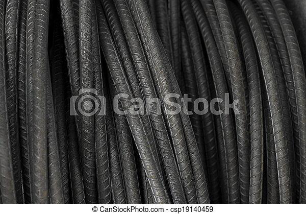 acciaio, barre - csp19140459