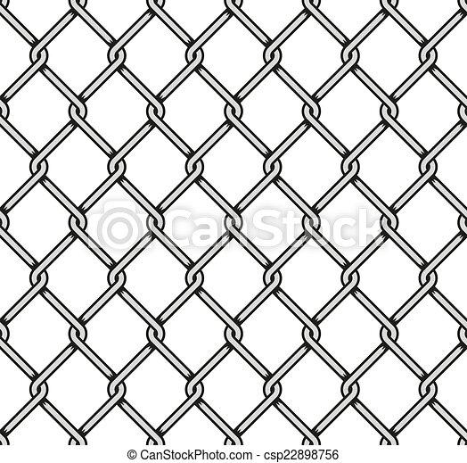 acciaio, fondo., filo, seamless, maglia - csp22898756