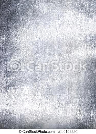 acciaio, piastra, metallo, fondo. - csp9192220