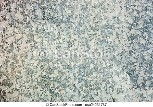 acciaio, piastra, metallo, fondo - csp24231787