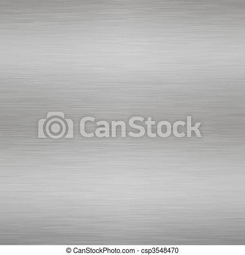 acciaio, spazzolato - csp3548470