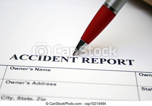 Accident report - csp15214494