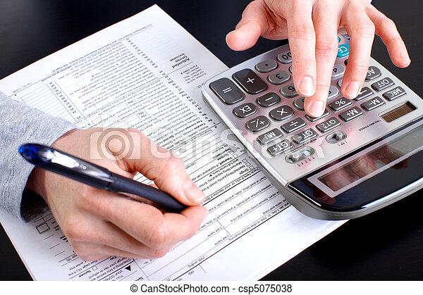 Accountant - csp5075038