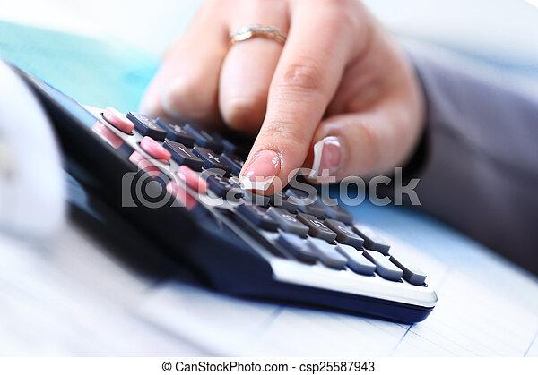 accounting. - csp25587943
