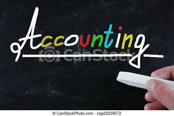 accounting concept - csp22239572