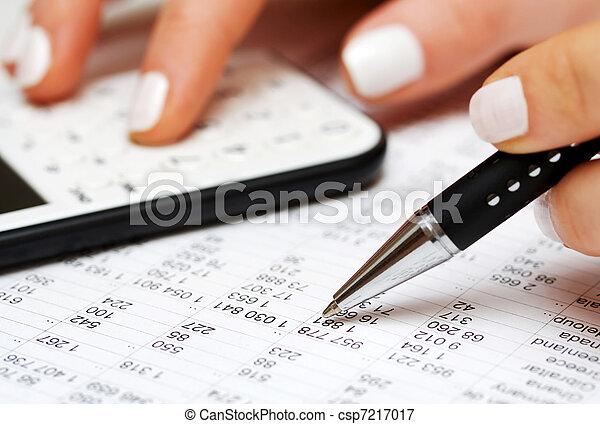Accounting - csp7217017